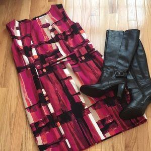 Calvin Klein Colorful Dress